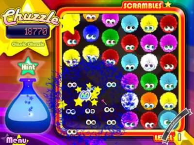Chuzzle Deluxe Screenshots
