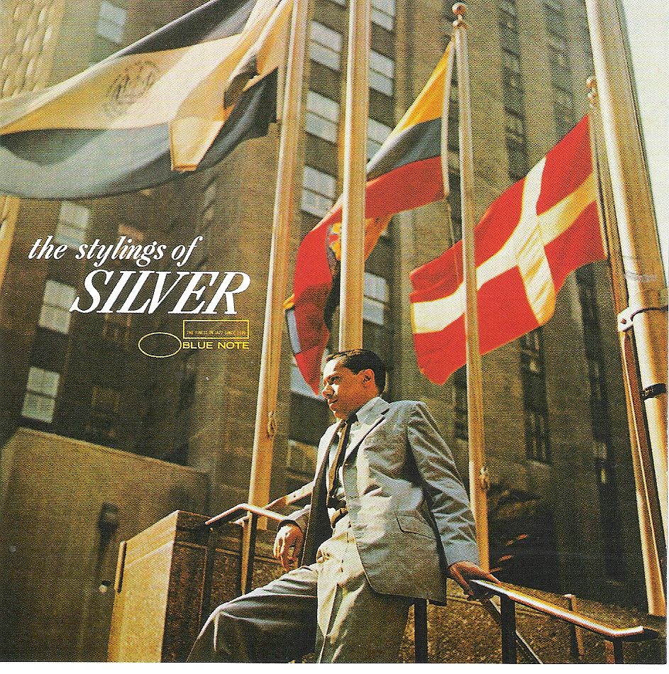 horace silver - the stylings of silver (sleeve art)