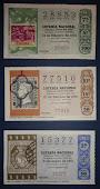 Lottery - España 1975