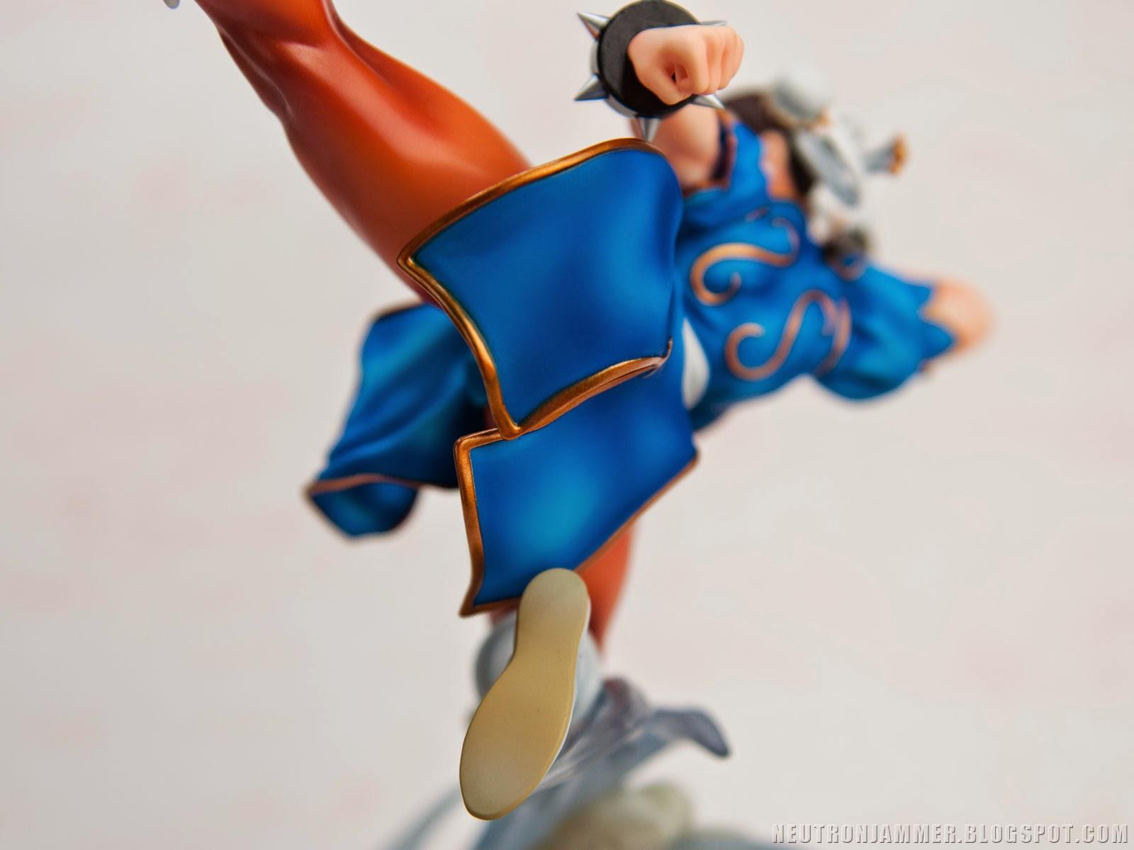 Street Fighter 4 Chun Li Tsume Art Chunli Neutron Jammer Review Hqf Iv Ultra