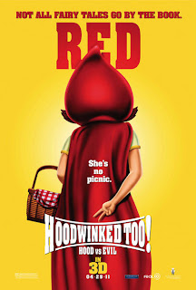 Hoodwinked Too! Hood vs. Evil movie