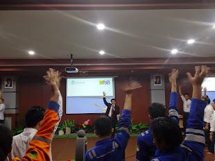 Training Motivasi - PT PJB UPHB