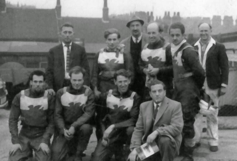 Neath welsh Dragons 1962