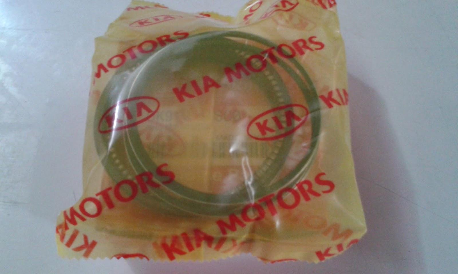 10.Ring Seher / Ring Piston Kia Carnival, Hyundai Accent, Hyundai
