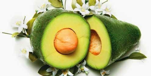 O abacate combate a gordura localizada - 7 Alimentos que combatem a gordurinha localizada