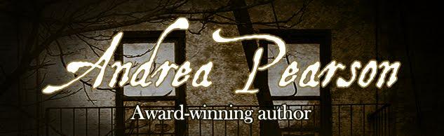 Author Andrea Pearson