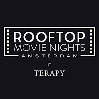 Rooftop movie nights Amsterdam. Things to do in November in Amsterdam