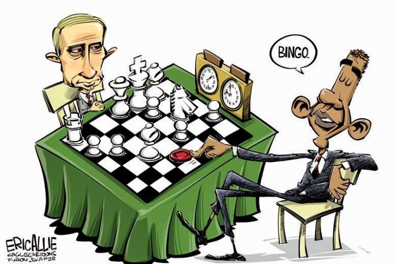Centro de pesquisa e mídia canadense Global Research: Obama odeia a Rússia