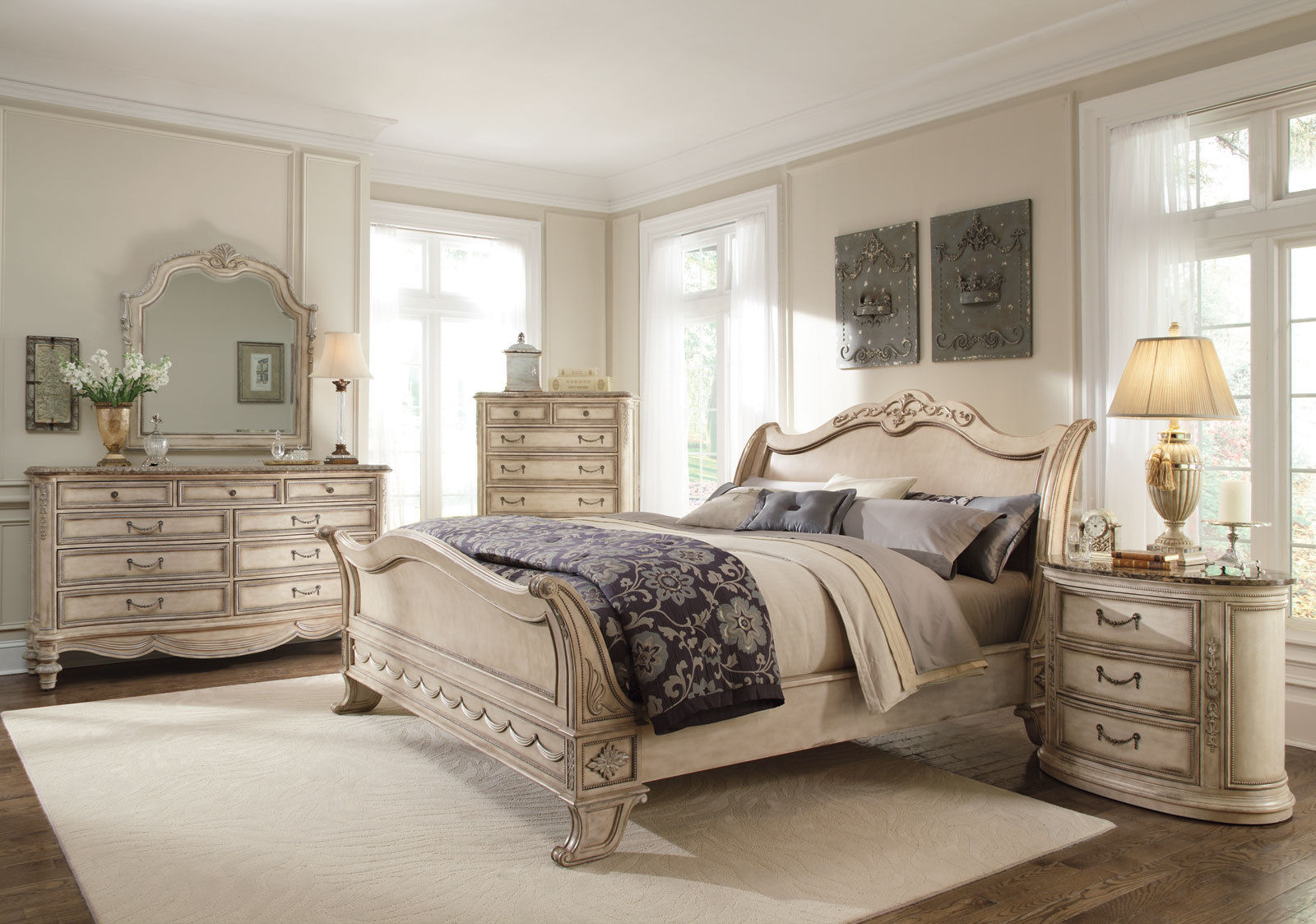 Queen Bedroom Sets For The Modern Style