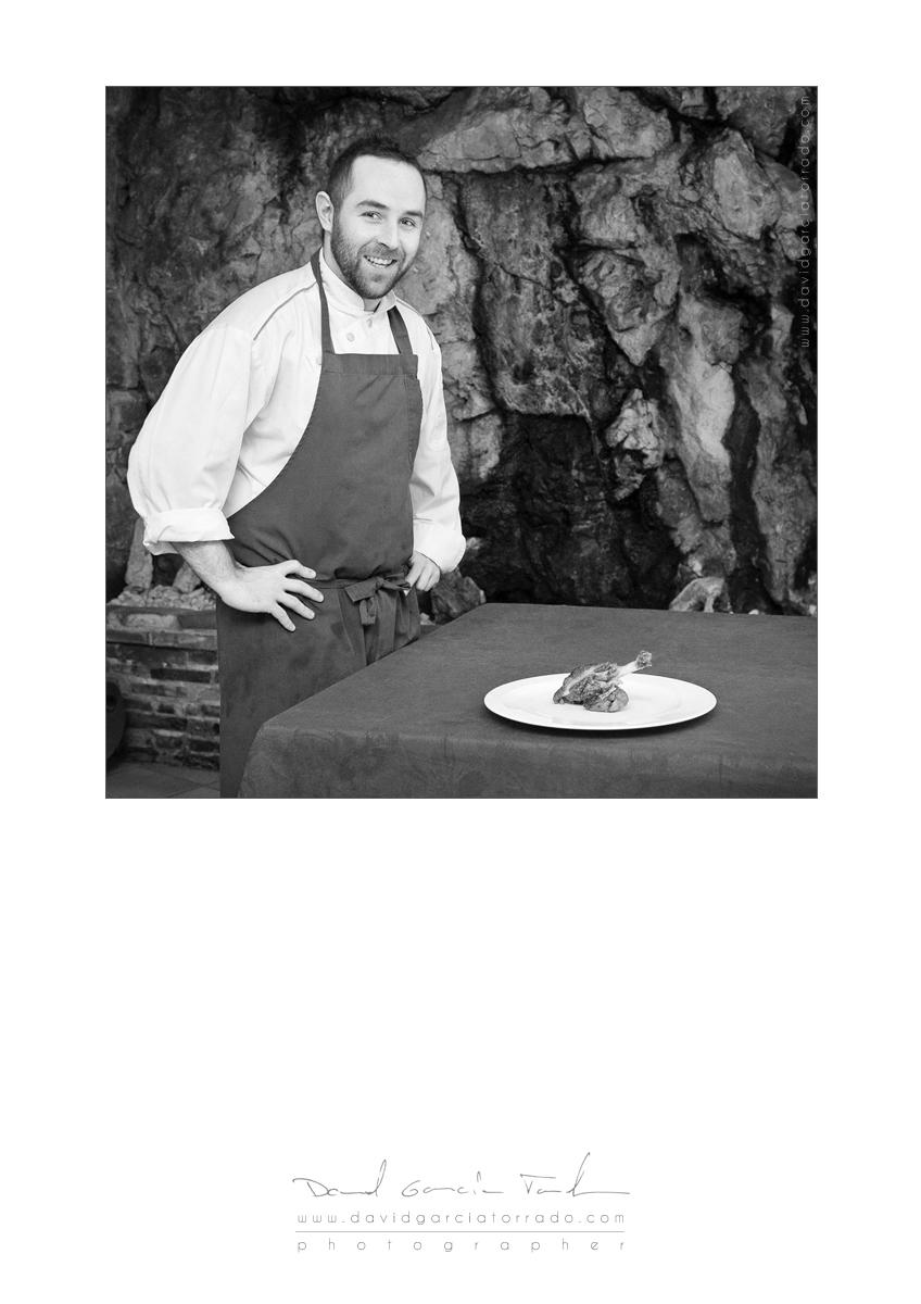 El Retiro  Chef: Ricardo González Sotres  Photo: David Garcia Torrado _  International photographer Asturias Madrid Munich gourmet Work
