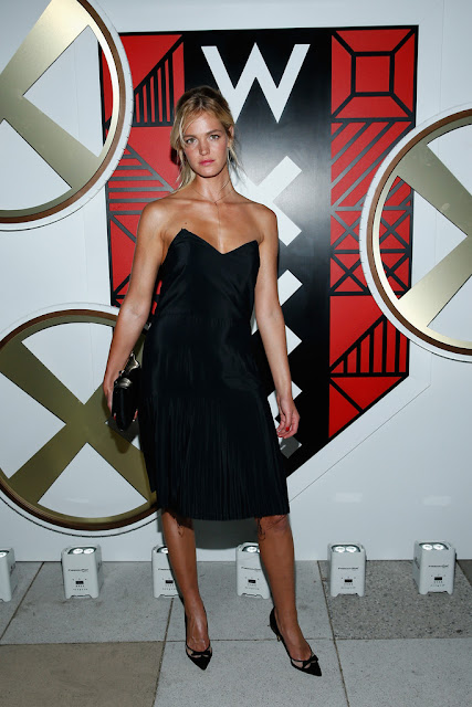 Actress, Fashion Model @ Erin Heatherton - W Hotels Toasts The Upcoming Opening Of W Amsterdam in NYC