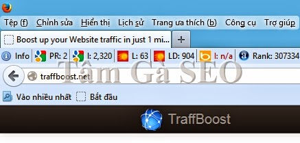 Pagerank Traff Boost free real traffic more traffic