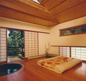 Home Design on Home And Furniture Design  Home Design   Japanese Traditional House