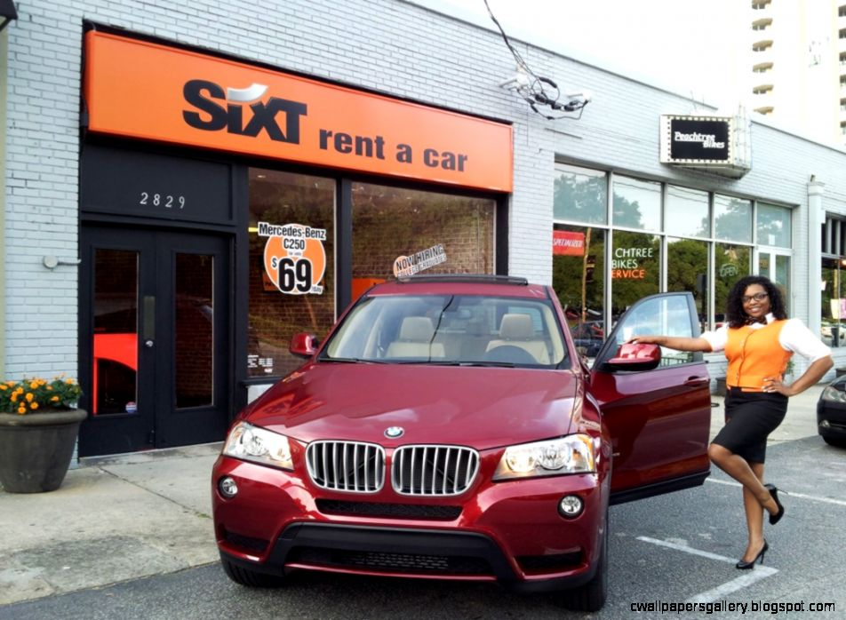 Sixt in Atlanta Buckhead  Get the perfect car at affordable prices