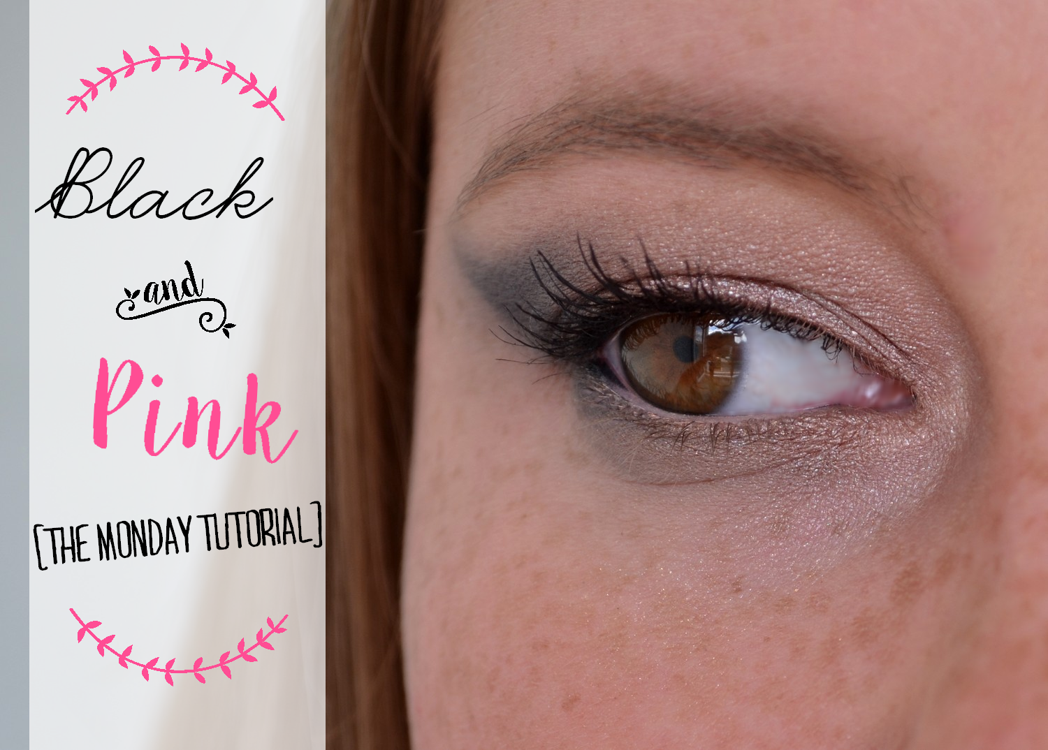http://www.dreamingsmoothly.com/2015/09/monday-tutorial-black-pink.html
