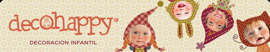 Vinilos infantiles Decohappy blog