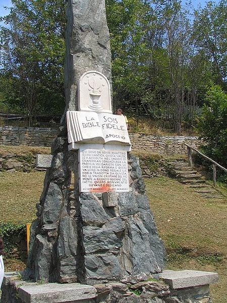 Monumenti storici valdesi