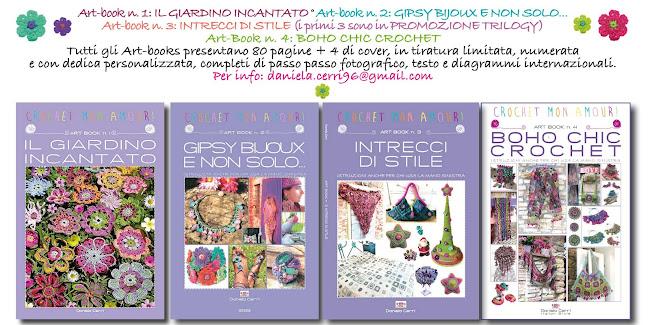 Art books e Manuali Creativi di Daniela Cerri