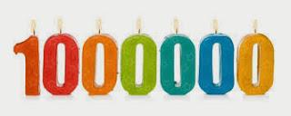 Hanif Idrus Mencapai 1,000,000 pageview