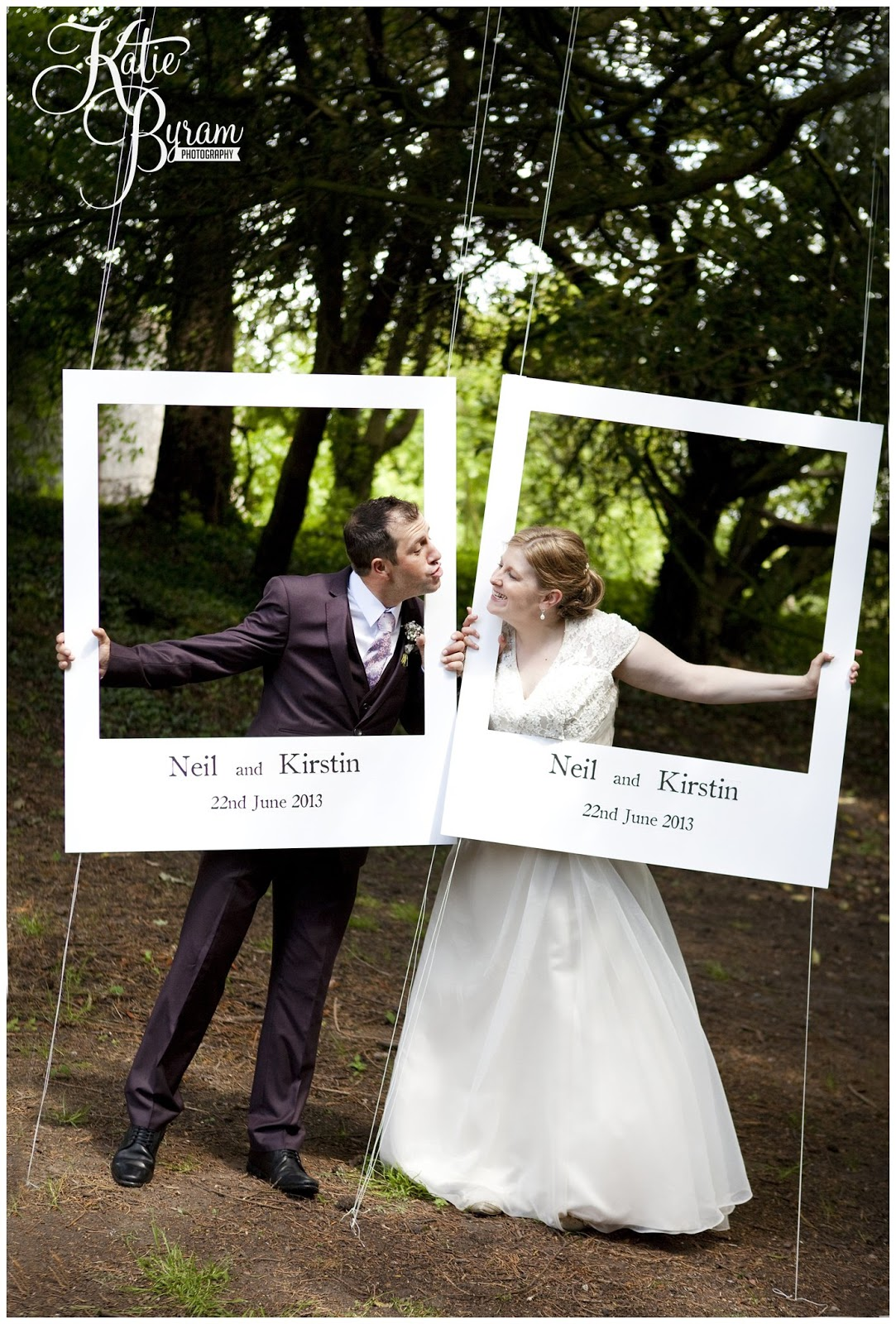 Ellingham Hall Wedding Photography (Kirstin & Neil) » Katie Byram ...
