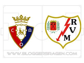 Prediksi Pertandingan Rayo Vallecano vs Osasuna