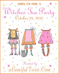 Halloween Party Blog Hop