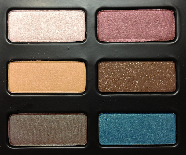 Kat Von D Spellbinding Eye Shadow Book review swatches