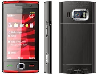 Dual Sim Touch Screen Multimedia Touch Phone for Rs.1594 Only at Rediff