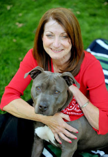 Hometown hero Sue James, president of the Tri-Valley Animal Rescue