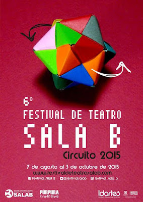 FESTIVAL DE TEATRO SALA B CIRCUITO 2015