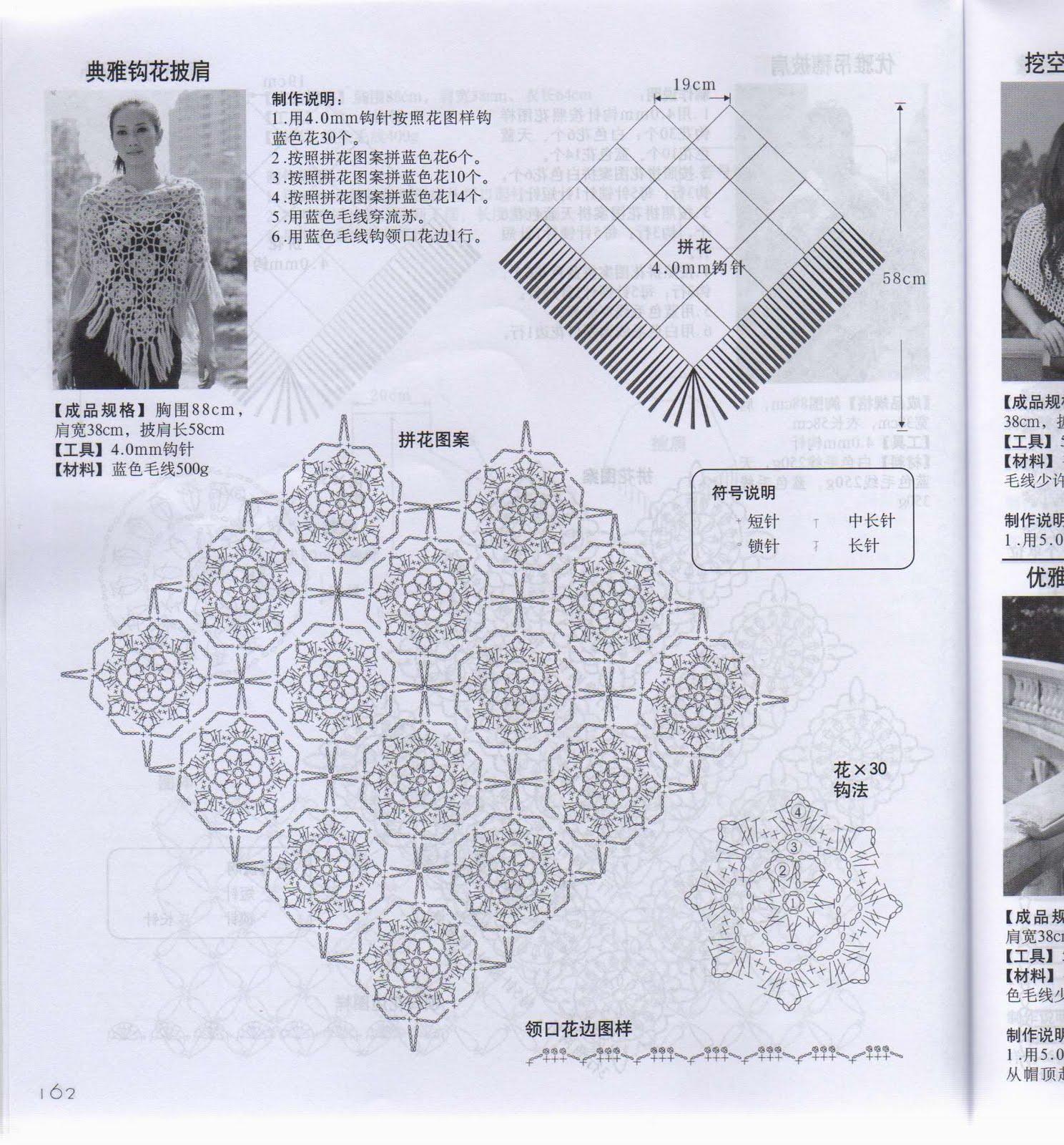 Японские модели крючком Записи в рубрике японские модели крючком 86