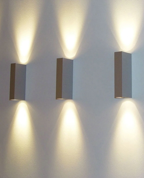 Photos Of Wall Lights : Interior lighting Part III ~ Modernistic Design