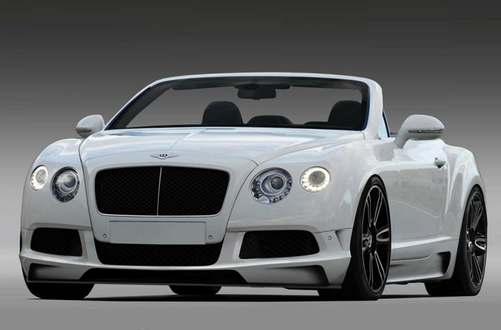 Imperium Bentley Continental GTC Audentia (2012)