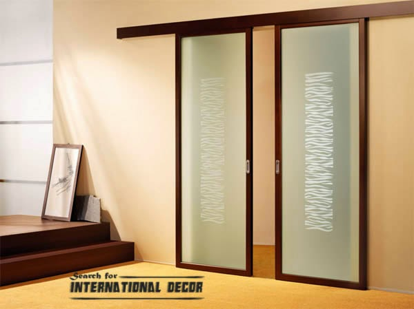 Top designs of interior sliding doors latest trends for Sliding indoor doors design