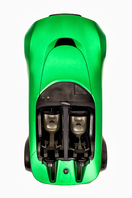 Caterham+Aero+Seven+Aerial+View [Video] Caterham AeroSeven Concept: Lean and Green