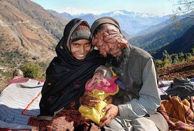 Keluarga lelaki tanpa muka
