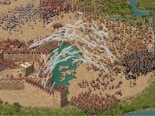 DOWNLOAD GAME Stronghold Crusader Extreme Full Version