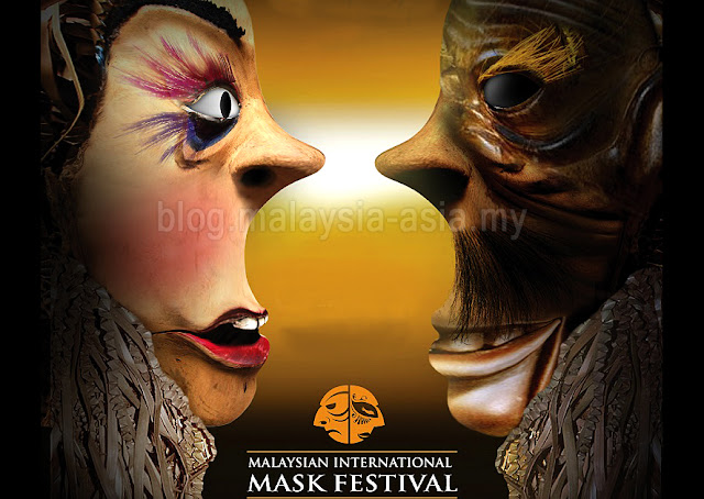 Malaysian Mask Festival 2015