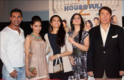 Housefull 2 first look launch Photos