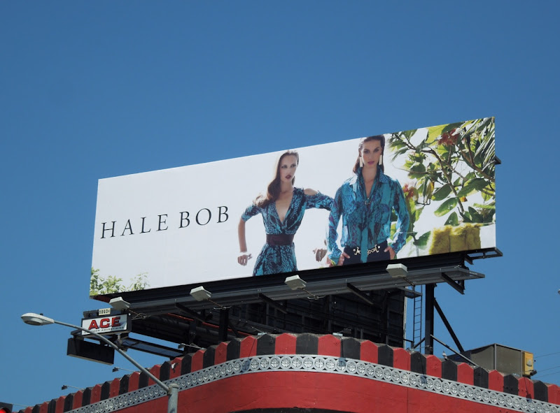 Hale Bob Summer 2012 billboard