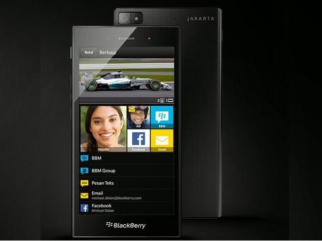 Blackberry Z3, Ponsel BerKarakter Indonesia