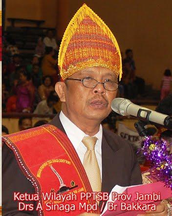 Ketua PPTSB Wilayah Provinsi Jambi