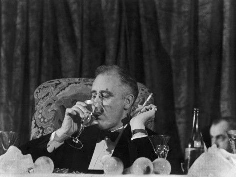 FDR had a new deal