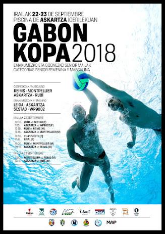 GABON KOPA 2018