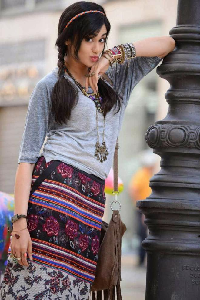 Adah Sharma Cute Stills
