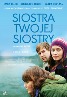 film siostra twojej siostry plakat