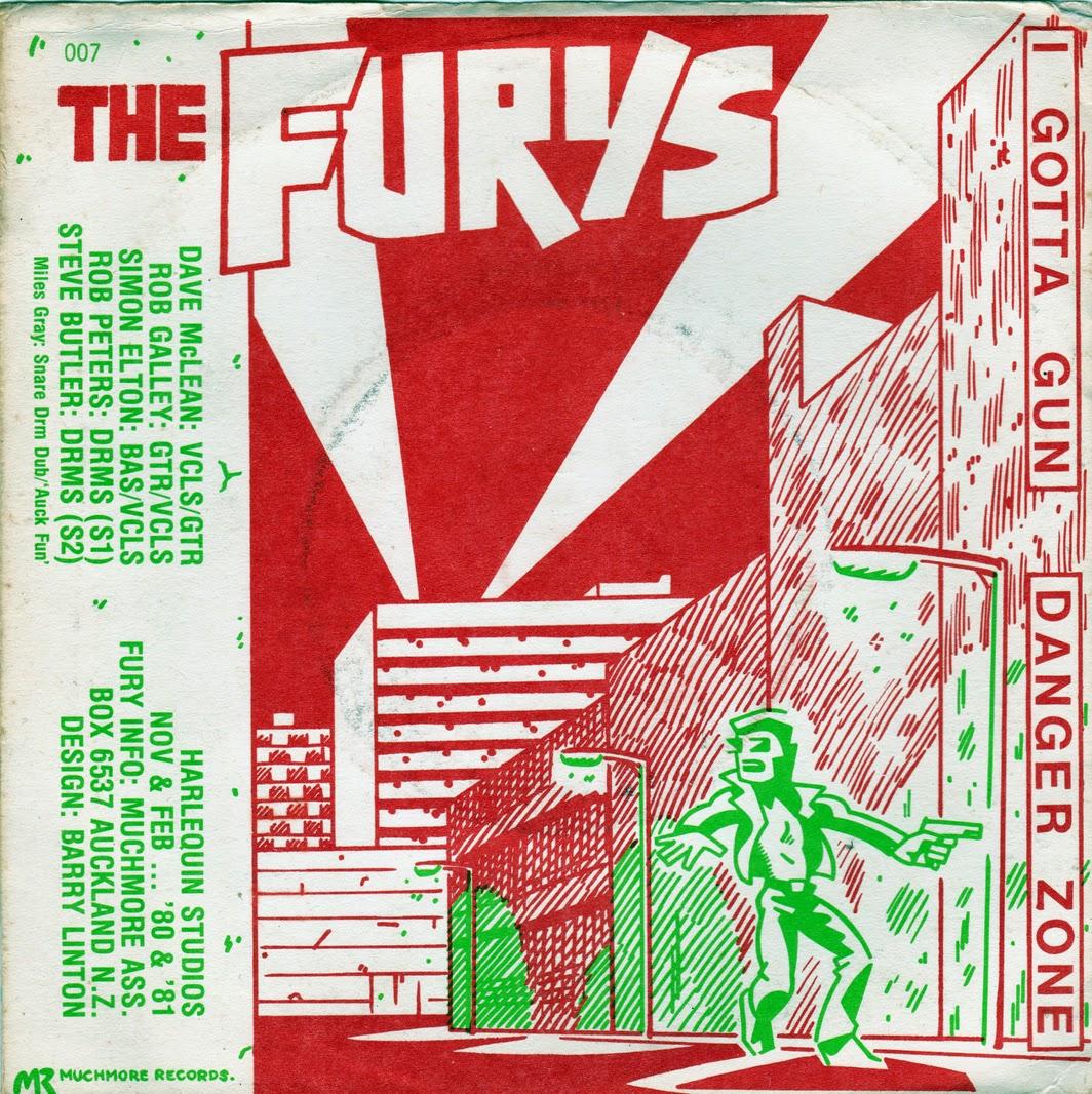 The Furys - Auckland Fun