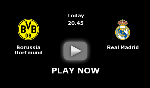 Borussia Dortmund Real Madrid in direct Live 4 aprilie 2014