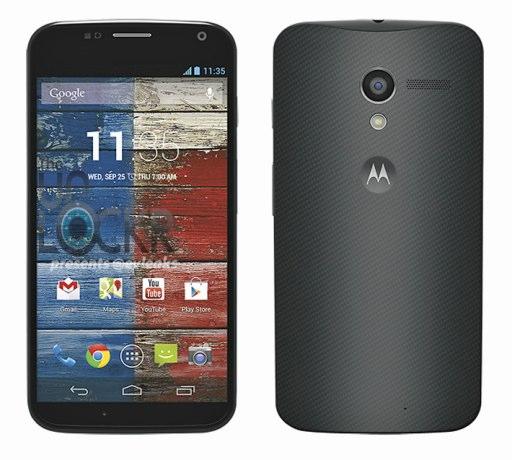 Motorola Moto X, Foto Motorola Moto X, Spesifikasi Motorola Moto X