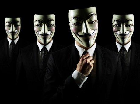 Siapakah Anonymous ? Grup Hacker Paling Berpengaruh di Dunia